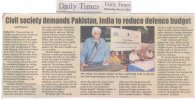 Daily Times 3 March 2010