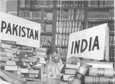 Partition of India in 1947